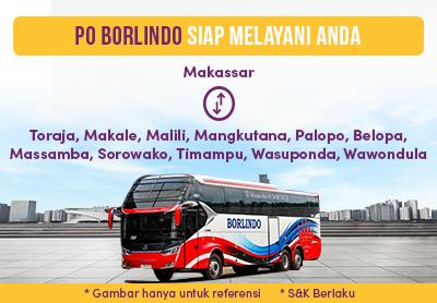 Tiket Po Borlindo Siap Di Booking Lewat Easybook Com