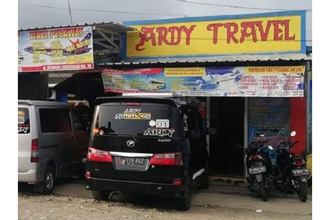 Ardy Travel Bus Service Tiket dan Jadwal