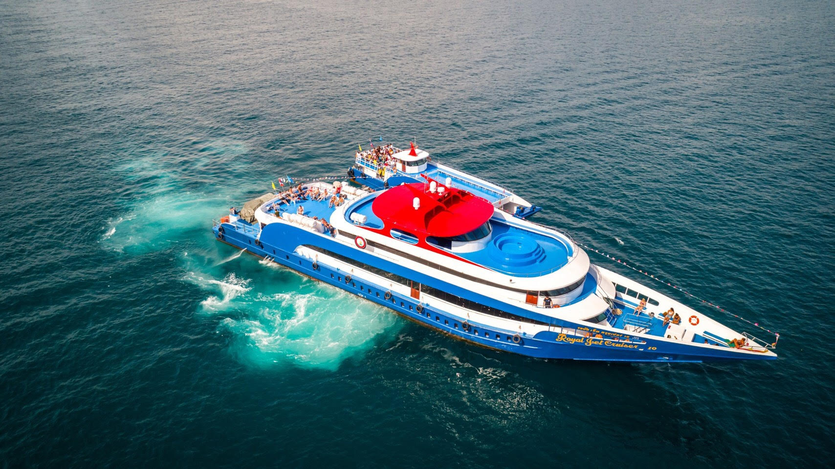 Andaman Wave Master Ferry Ticket Online Booking | Easybook®