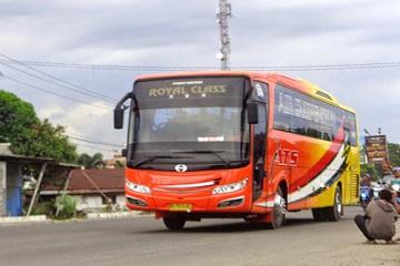 Bus dari Pontianak ke Nanga Pinoh