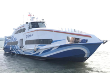 Dolphin Fast Ferry Ferry Operator Easybook 174 My