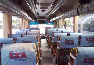 Eka Cepat Bus Operator Infomation Contact Review