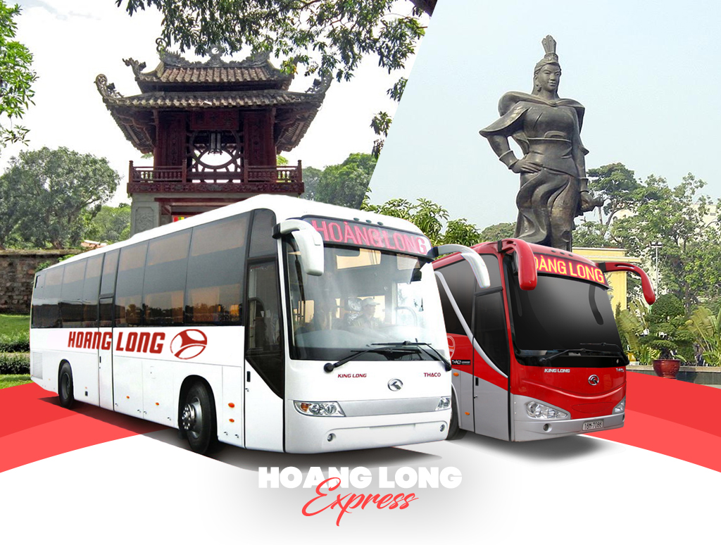 Hoàng Long Bus Ticket Online Booking | Easybook®(MY)