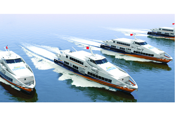 Horizon Fast Ferry Ferry Ticket Online Booking | Easybook®(SG)