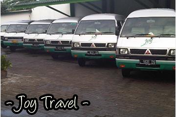 Joy Travel Alamat dan Jadwal