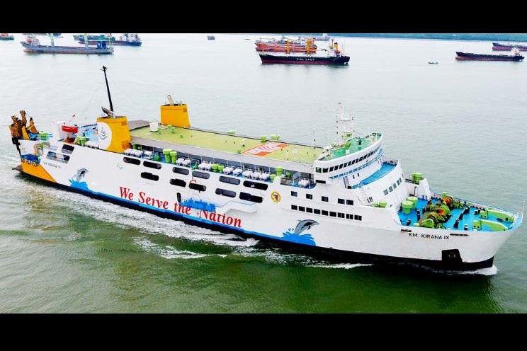 Operator Ferry Km Kirana Easybook Id