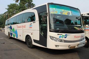 Bus dari Jakarta ke Malang
