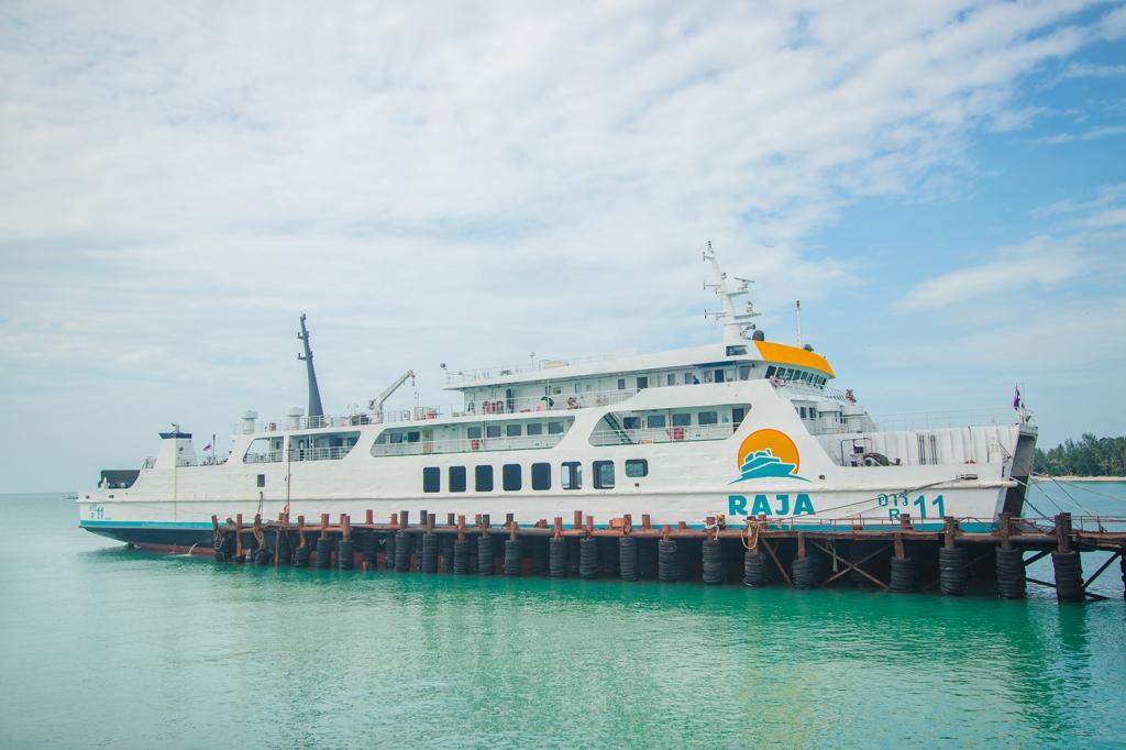 Raja Ferry Port Ticket Online Booking | Easybook®
