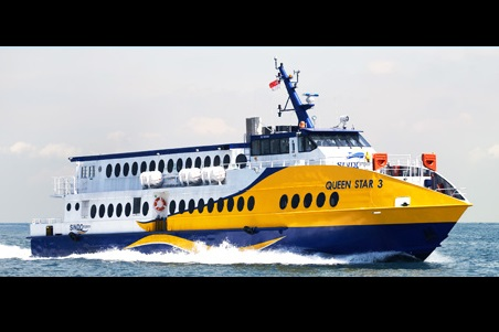 Sindo Ferry Ticket Online Booking in Singapore | Easybook®