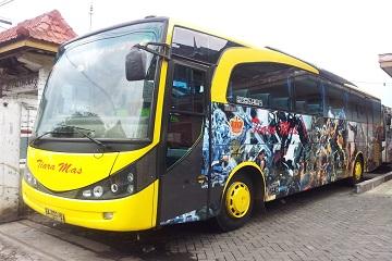 Bus dari Denpasar ke Mataram