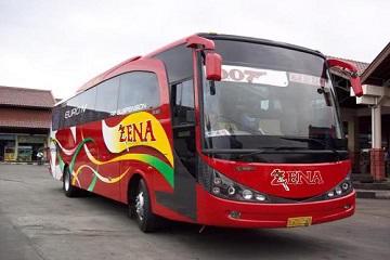 Bus dari Malang ke Yogyakarta